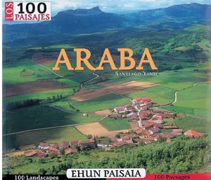 ARABA, LOS 100 PAISAJES *