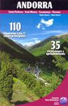 ANDORRA - 110 ITINERARIOS A LAS 72 CIMAS PRINCIPALES *