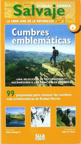 CUMBRES EMBLEMATICAS -EUSKAL HERRIA SALVAJE *