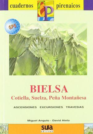 BIELSA, COTILLEA, SUELZA, PEÑA MONTAÑESA