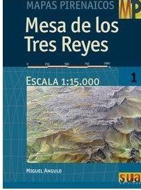MESA DE LOS TRES REYES 1:15.000