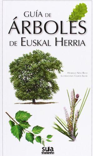 GUIA DE ARBOLES DE EUSKAL HERRIA *