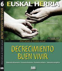 DECRECIMIENTO BUEN VIVIR *