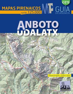 ANBOTO UDALATX E.1:25.000