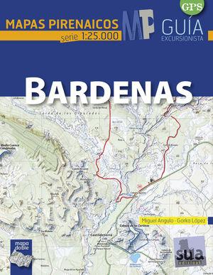 BARDENAS 1:25.000 -MAPAS PIRENAICOS