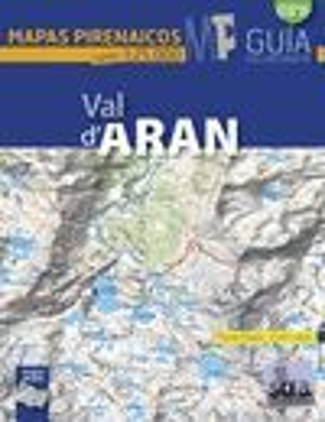 VAL D'ARAN 1:25.000