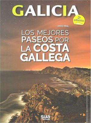 GALICIA. LOS MEJORES PASEOS POR LA COSTA GALLEGA Nº 2
