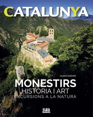 CATALUNYA. MONESTIRS HISTORIA I ART. Nº 4