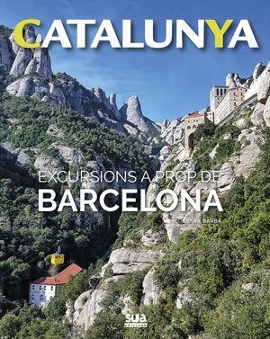 CATALUNYA. EXCURSIONS A PROP DE BARCELONA Nº 6