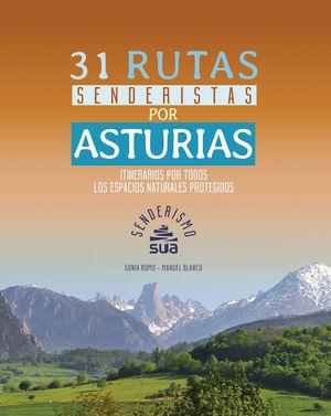 ASTURIAS, 31 RUTAS SENDERISTAS