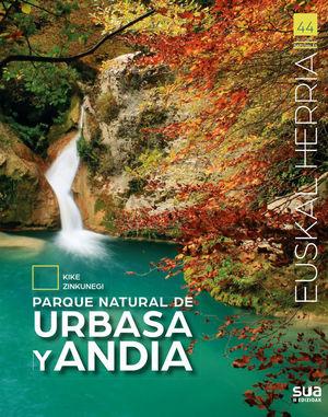 HEUSKAL HERRIA: PARQUE NATURAL DE URBASA Y ANDIA *