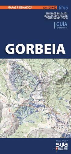 GORBEIA. MAPAS PIRENAICOS (1:25.000) *