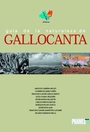 GUÍA DE LA NATURALEZA DE GALLOCANTA