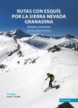 RUTAS CON ESQUIS POR LA  SIERRA NEVADA GRANADINA