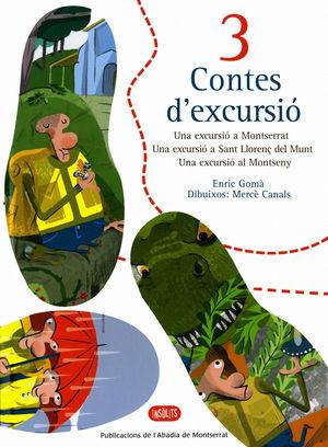 3 CONTES D'EXCURSIÓ