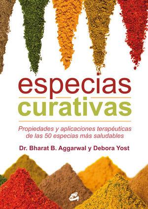 ESPECIAS CURATIVAS *