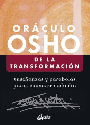 ORÁCULO OSHO DE LA TRANSFORMACIÓN *