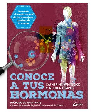 CONOCE A TUS HORMONAS *