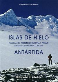 ISLAS DE HIELO. ANTÁRTIDA