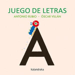 JUEGO DE LETRAS *