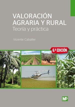 VALORACIÓN AGRARIA Y RURAL *