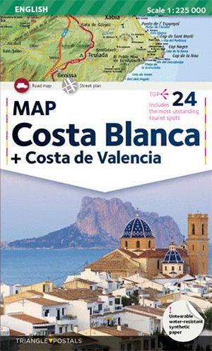 COSTA BLANCA (MBL-A) 1:225,000