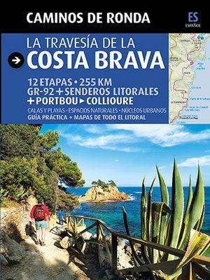 LA TRAVESÍA DE LA COSTA BRAVA (TCB-E)
