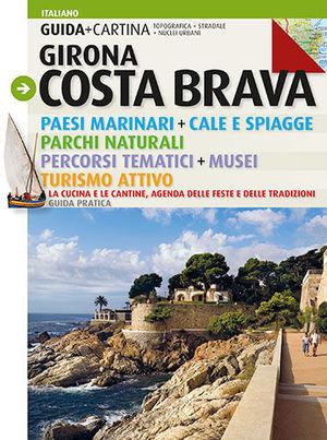 COSTA BRAVA, GUIDA + CARTINA (GCB-I ) *