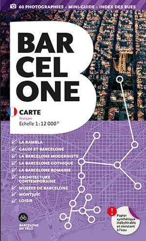 BARCELONA CARTE FRANÇAIS (MB-F )