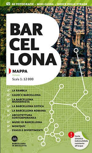 BARCELONA MAPPA ITALIANO (MB-I )