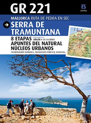 GR 221 SERRA DE TRAMUNTANA (GGR-E)