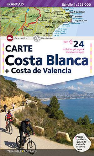 COSTA BLANCA (MBL-F) 1:225,000