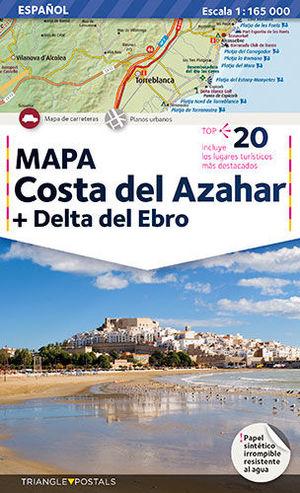 COSTA DEL AZAHAR + DELTA DEL EBRO ( MCA-E ) *