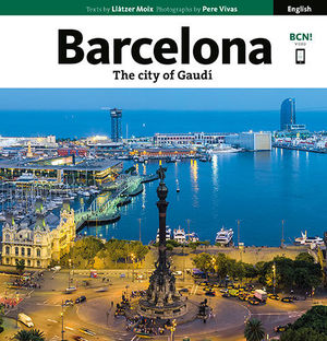 BARCELONA. THE CITY OF GAUDÍ (B4P-A)
