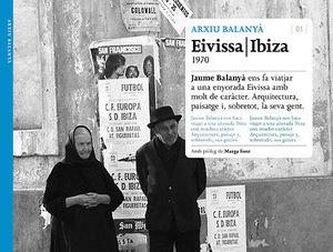 EIVISSA  IBIZA 1970
