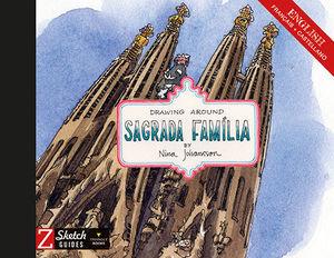 DRAWING AROUND SAGRADA FAMÍLIA (SGSF-1) *