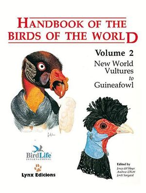 HANDBOOK OF THE BIRDS OF THE WORLD. VOL.2 *