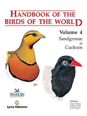 HANDBOOK OF THE BIRDS OF THE WORLD. VOL.4 *