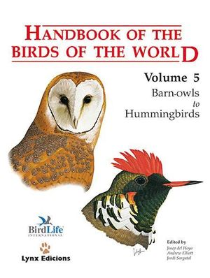 HANDBOOK OF THE BIRDS OF THE WORLD. VOL.5 *