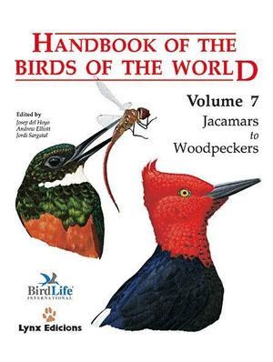 HANDBOOK OF THE BIRDS OF THE WORLD - VOLUME 7*