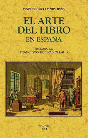 EL LIBRO DEL ARTE EN ESPAÑA *