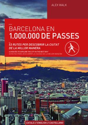 BARCELONA EN 1.000.000 DE PASSES *