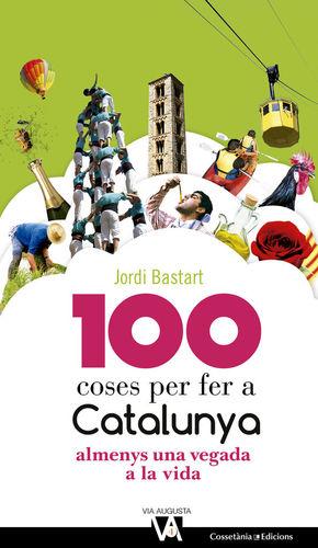 100 COSES PER FER A CATALUNYA *