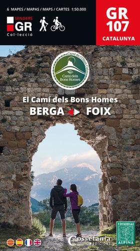 GR107 CATALUNYA. EL CAMÍ DELS BONS HOMES