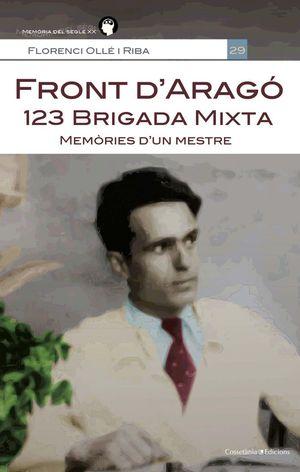 FRONT D'ARAGÓ: 123 BRIGADA MIXTA *