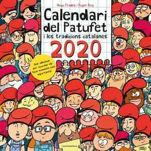 CALENDARI DEL PATUFET 2020 I LES TRADICIONS CATALANES *