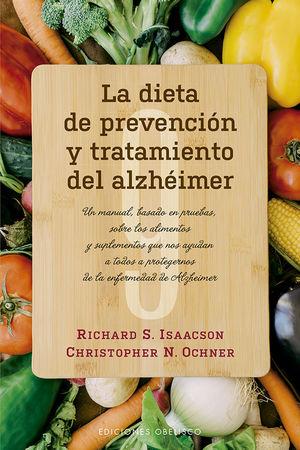 DIETA DE PREVENCIÓN Y TRATAMIENTO DEL ALZHÉIMER *