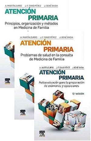 ATENCION PRIMARIA MEDICINA DE FAMILIA 8º ED *
