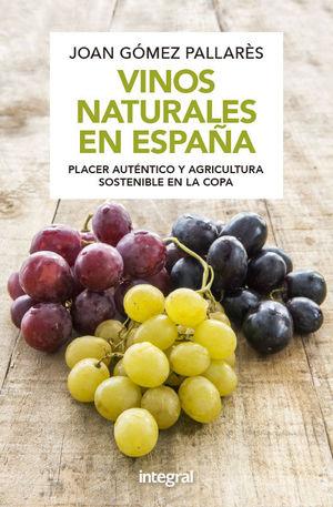VINOS NATURALES EN ESPAÑA *