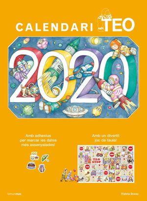 CALENDARI TEO 2020 *